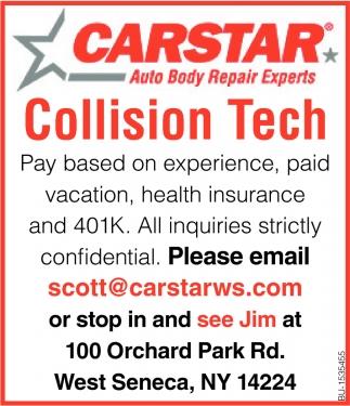 Collision Tech