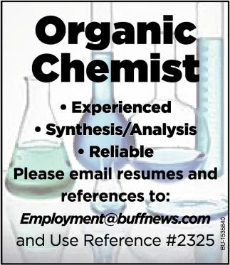 Organic Chemist