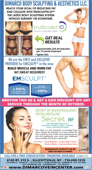 Dimarco Body Sculpting & Aesthetics