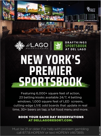 New York's Premier Sportsbook