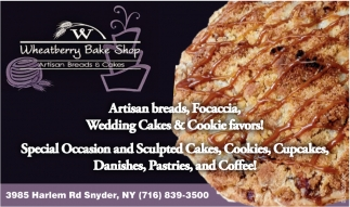 Artisan Breads & Cakes