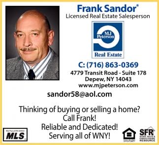 Call Frank!