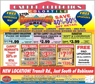 37th Anniversary Sale
