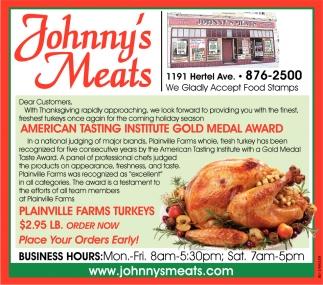 American Tasting Institute Gold Medal Award