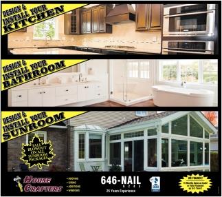 Design & Install Your Kitchen
