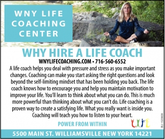 Why Hire a Life Coach