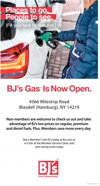 Fill Your Tank for Less First