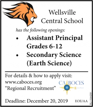 Assistant Principal & Secondary Science
