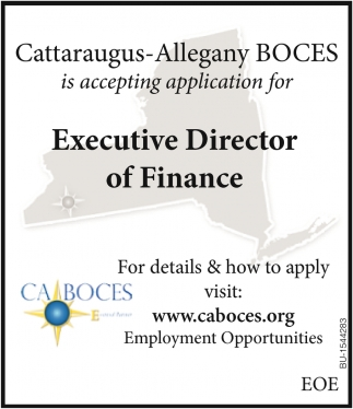Executive Director of Finance