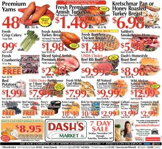 Premium Yams