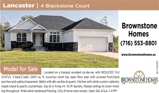 4 Blackstone Court