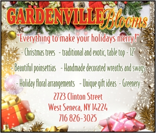 Everything to Make Your Holidays Merry!