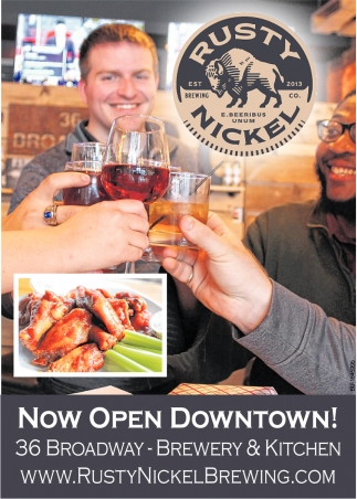 Now Open Downtown!