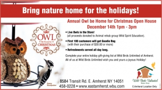 Bring Nature Home for the Holidays!
