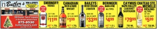 Canadian Rich & Rare Whisky