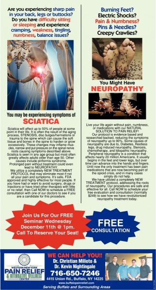 You May be Experiencing Symptoms of Sciatica