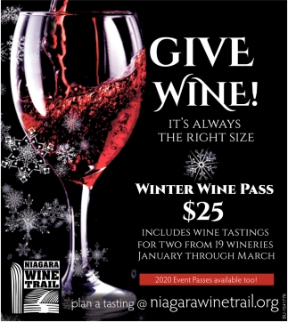 Give Wine!