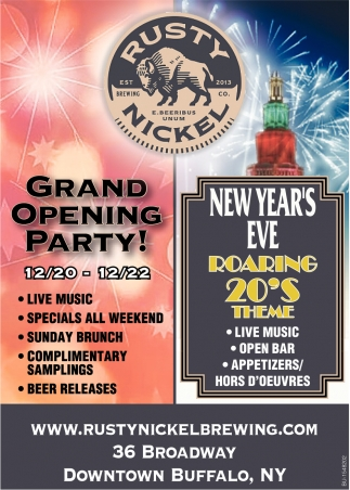 Grand Opening Party!