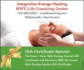 Integrative Energy Healing