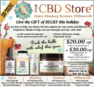 Give the Gift of Relief this Holiday