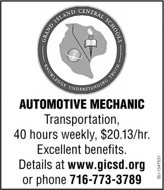 Automotive Mechanic