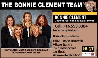 The Bonnie Clement Team