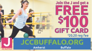 Join the J and Get a FREE $100 Gift Card