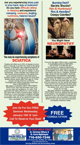 You May be Experiencing Symptoms of Sciatica