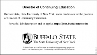 Director of Continuing Education