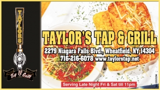 Serving Late Night Fri & Sat till 11pm