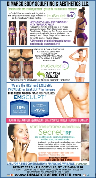 How About a Total Body Workout with Trusculpt Flex?