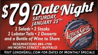 $79 Date Night