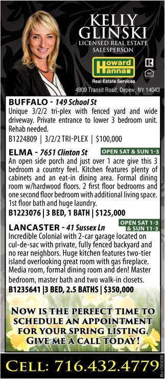 Licensed Real Estate Salesperson