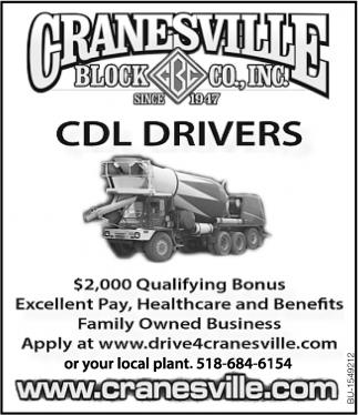 CDL Drivers