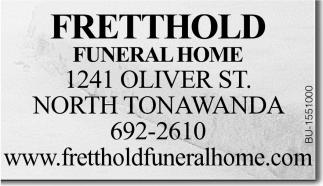 Fretthold Funeral Home