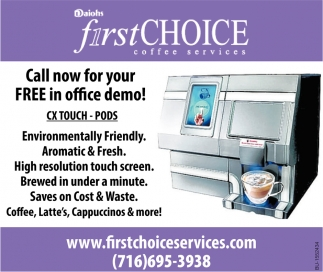 Call Now for Your FREE in Office Demo!