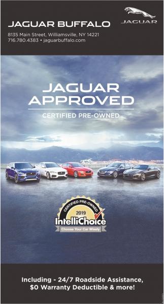 Jaguar Approved