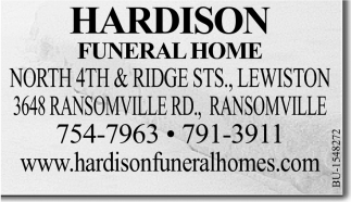 Hardison Funeral Home