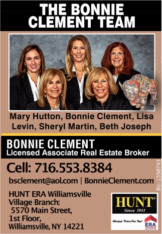 The Bonnie Clement Team