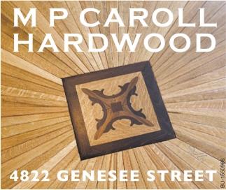 MP Caroll Hardwood