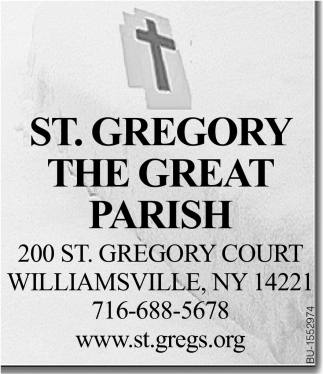 St. Gregory The Great Parish
