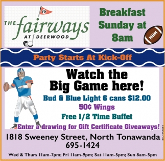 Watch the Big Game Here!