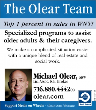 Top 1 Percent in Sales in WNY!