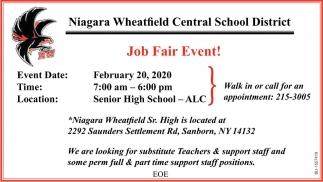 Job Fair Event