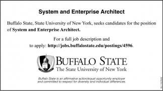 System and Enterprise Architect