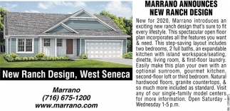 Marrano Announces New Ranch Design