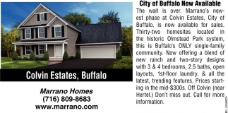 City of Buffalo Now Available