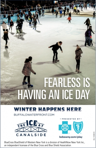 Fearless is Having an Ice Day