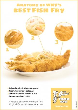 Anatomy of WNY's Best Fish Fry