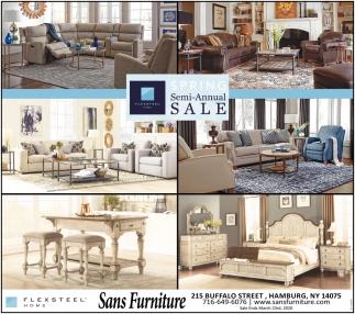 Spring Semi-Annual Sale